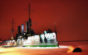 The Cruiser Aurora wallpaper