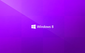 Purple Style Windows 8 wallpaper