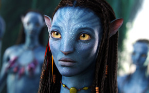 2014 Avatar 2 Character wallpaper