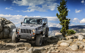 Jeep Wrangler Rubicion wallpaper