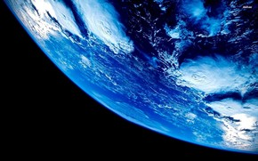 Our Blue Planet wallpaper