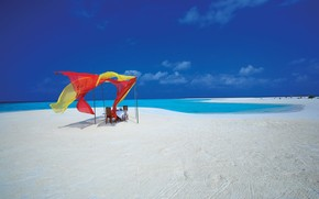 Paradise Island Maldives wallpaper