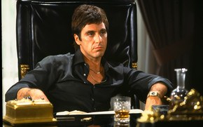 Tony Montana Scarface wallpaper