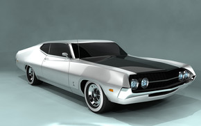 Ford Torino Cobra wallpaper