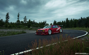 Tuned Lancia Delta wallpaper