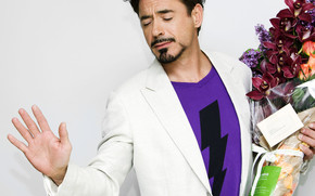 Robert Downey Jr Cute wallpaper