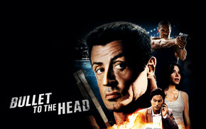 2013 Bullet to the Head wallpaper