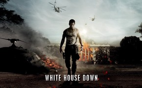 White House Down 2013 wallpaper