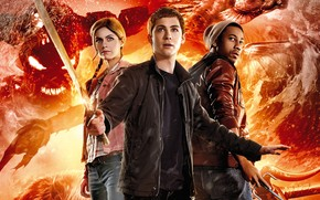 Percy Jackson Sea Of Monsters Movie wallpaper