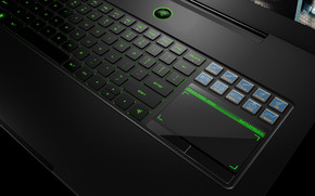 Razer Laptop Surface wallpaper