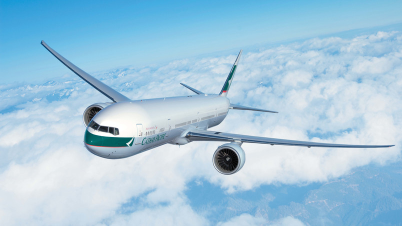 Cathay Pacific wallpaper