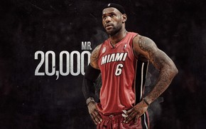 NBA LeBron James wallpaper