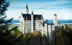 Bavaria Neuschwanstein Castle
