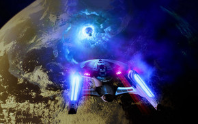 Star Trek Ship wallpaper
