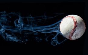 Tennis Ball Smoke