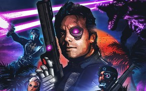 Far Cry 3 Blood Dragon wallpaper