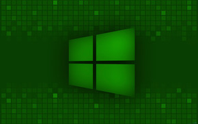Windows 8 Green wallpaper