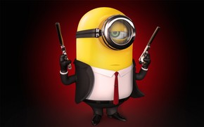 3D Despicable Me 2 wallpaper