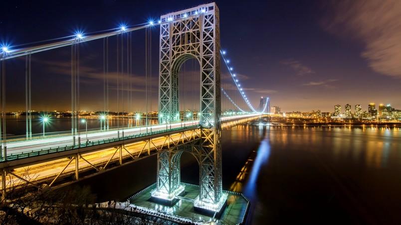 George Washington Bridge NYC Wallpaper