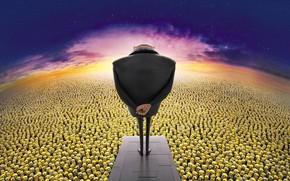 Despicable Me 2 Film wallpaper