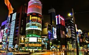 Tokyo Street Corner