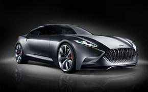 Hyundai Luxury Sports Coupe HND