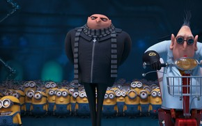 Despicable Me 2 Gru wallpaper