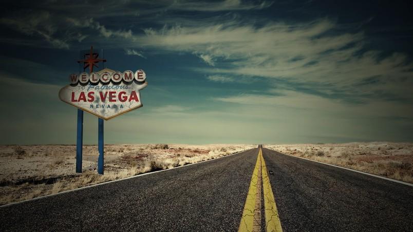 Welcome To Las Vegas Hd Wallpaper Wallpaperfx
