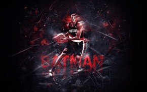 Portland Trail Blazers Player wallpaper