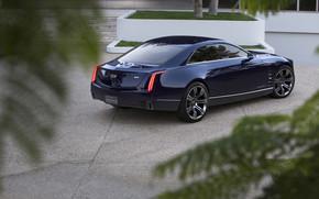Cadillac Elmiraj Rear