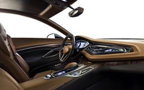 Cadillac Elmiraj Interior