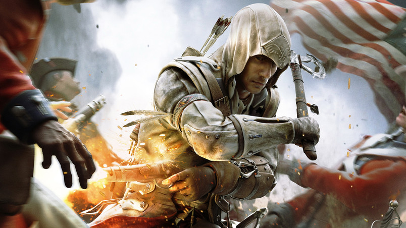 Assassins Creed Black Flag Hd Wallpaper Wallpaperfx