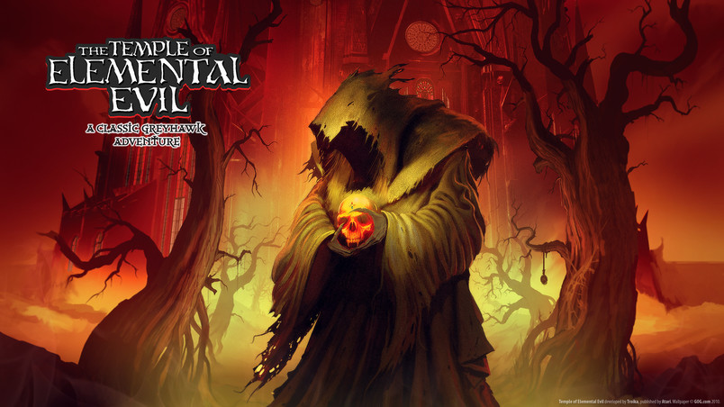 Temple Of Elemental Evil wallpaper