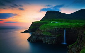 The Faroe Islands wallpaper