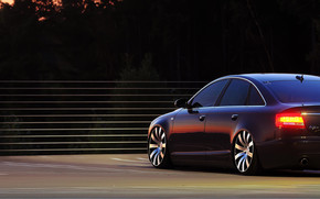 Audi A6 Tuned wallpaper