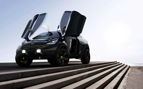 Kia Concept Niro wallpaper