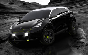 Kia Niro Concept wallpaper
