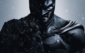 Batman Arkham Origins Poster