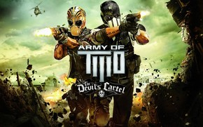 Army of TwoThe Devil's Cartel