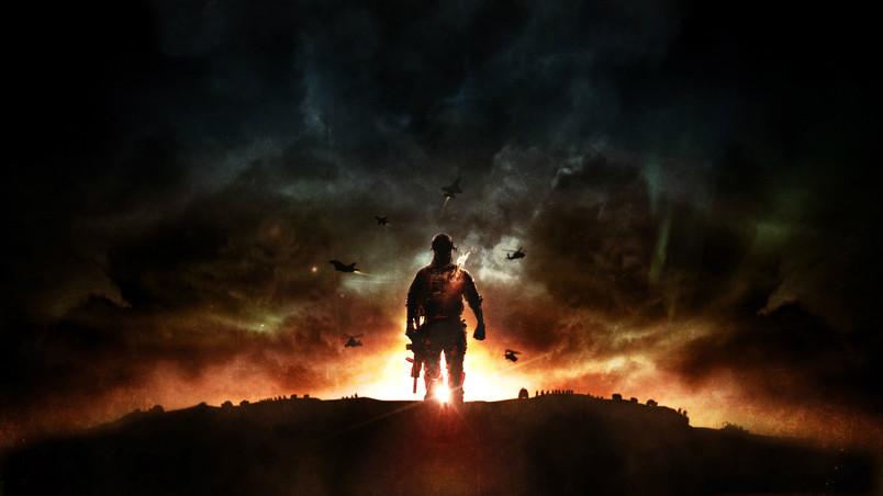 Battlefield 4 Sunset War Wallpaper