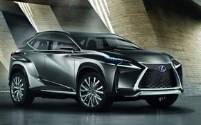 Crossover Lexus Concept