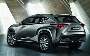 Lexus Concept Crossover