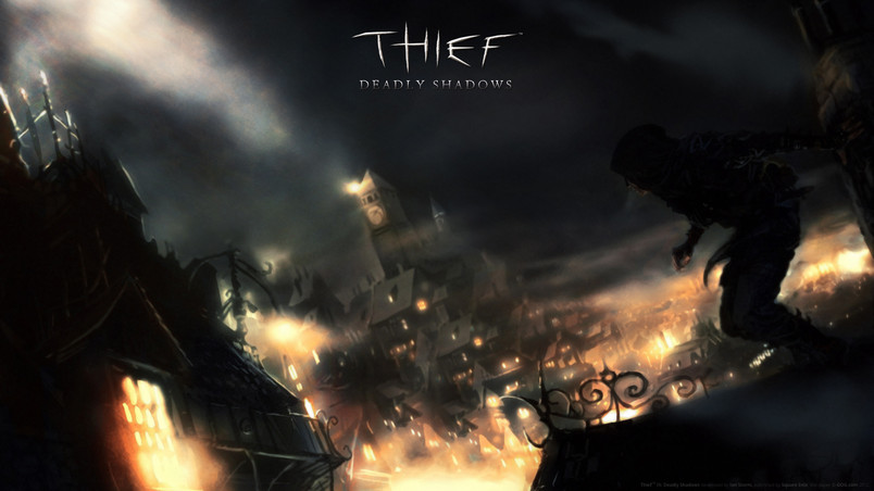 Thief 3 City wallpaper