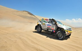 Renault Rally Dakar wallpaper