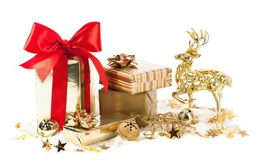 Ready Gifts for Christmas wallpaper
