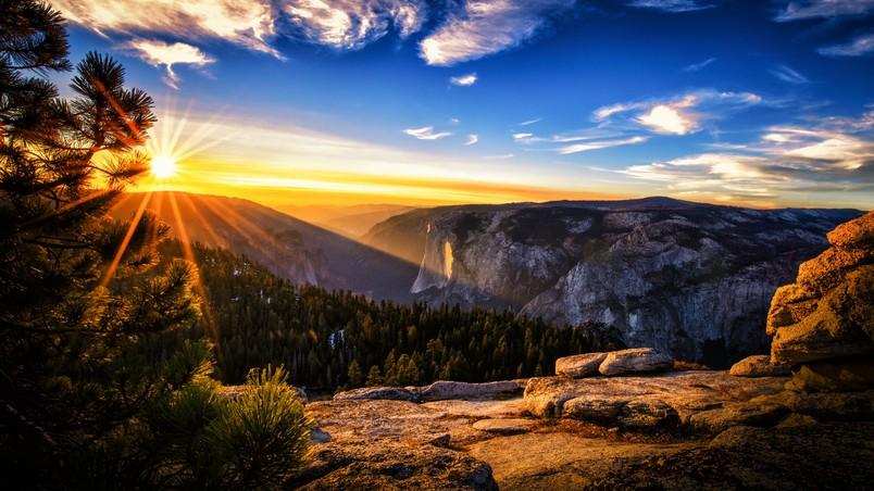 bright landscape wallpaper - photo #29