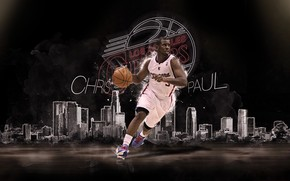 Chris Paul Los Angeles Clippers wallpaper