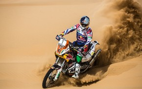 Motorcycle Rally Dakar wallpaper