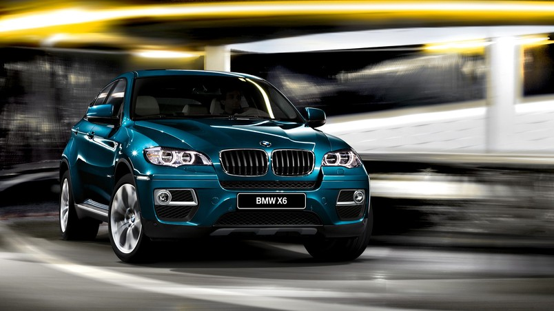 Stunning BMW X6 wallpaper