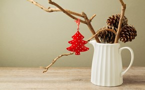 Creative Christmas Decorations wallpaper